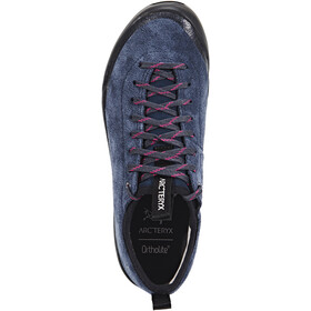Arc'teryx Acrux SL Leather Chaussures d'approche Femme, Blue Nights/Orion